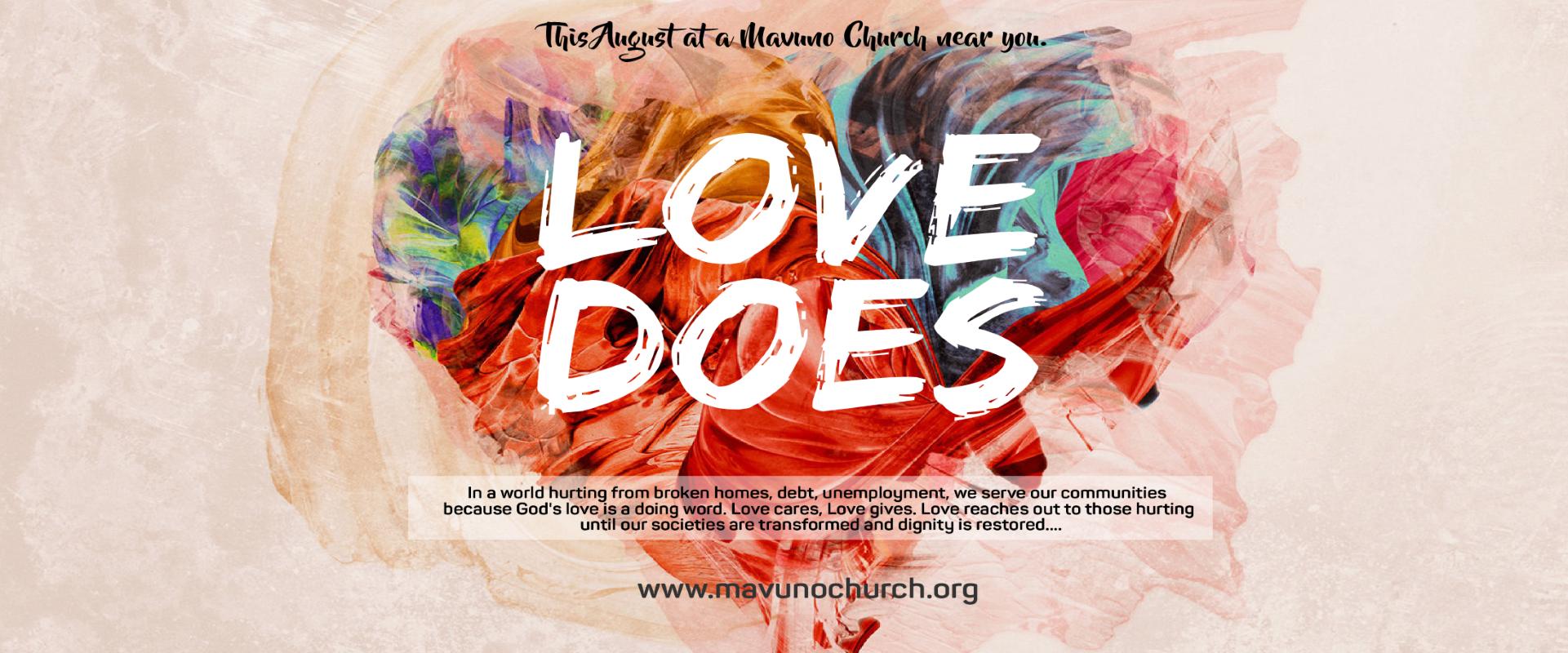 Mavuno Church – Turning Ordinary People into Fearless