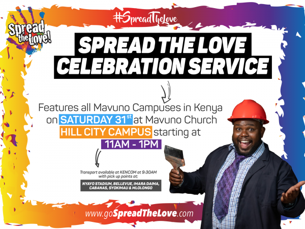 Mavuno Church – Turning Ordinary People into Fearless