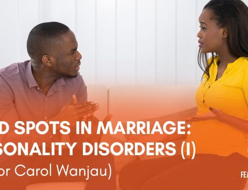 NDOA: Dealing with Blind Spots in Marriage Part I