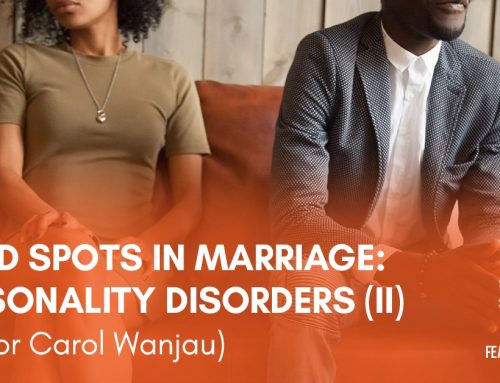 NDOA: Dealing with Blind Spots in Marriage Part II